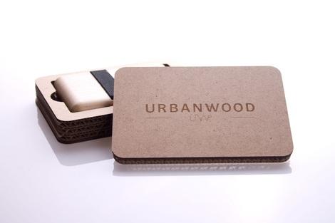 Dárkový obal UrbanWood pro dřevěná pouzdra Mortise