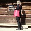 folk taška červená 2