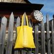 folk taška žlutá