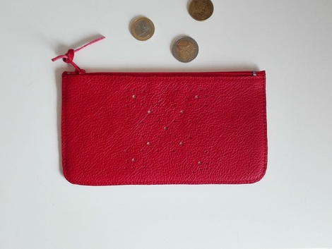 peněženka krajka
