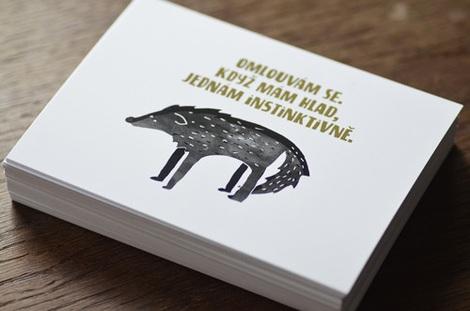 pohled vlk